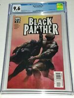Black Panther #2 CGC 9.6 NM+ White Pages Marvel 2005 1st Appearance of Shuri