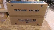 Tascam DP32SD 32-Track Digital PortaStudio *Used*