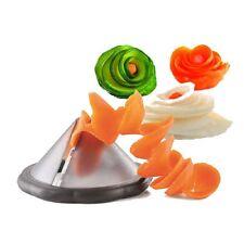 Kitchen Gadgets Vegetable Spiral Slicer Tool Cooking Tools Cocina Random Color