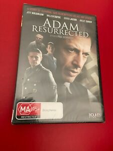 ADAM RESURRECTED (DVD)  JEFF GOLDBLUM ,WILLEM DEFOE REGION ALL NEW
