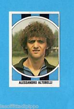CALCIO-LAMPO 1980-FLASH-Figurina n.132- ALTOBELLI - INTER -Rec