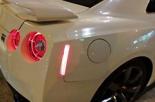 JDM Rear LED RED Side Marker Lights Reflector for Nissan GTR R35 Made in Japan