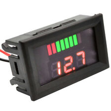 Precise DC 12V-60V LED Panel Digital Voltage Volt Meter Display Voltmeter Device