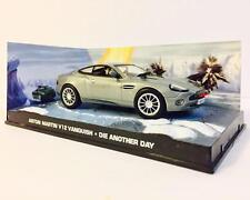 "HOTWHEELS / 1/43 Mag JAMES BOND 007 "" DIE ANOTHER DAY "" ASTON MARTIN V12"