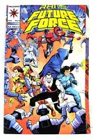 Rai and The Future Force #9 Bob Layton 1993 Comic Valiant Comics F/F+