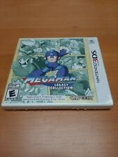 Brand New Mega Man Legacy Collection (Nintendo 3DS, 2016)