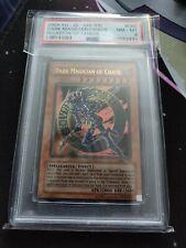 Yu-Gi-Oh! 2004 Dark magician of chaos PSA 8 Super Rare