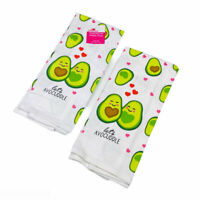 Way to Celebrate! Valentine's Day Lets Avocuddle Avocado Kitchen Towels Set 2