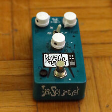 Dr Scientist Reverberator Boutique Guitar Effect Pedal rare first version Reverb