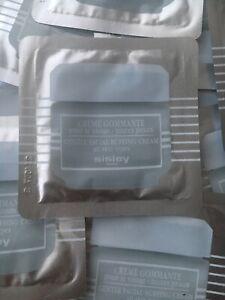 Sisley  Crème  Gommante  pour Toutes Peaux . 10 sachets x 4 mL = 40 ML. Neufs