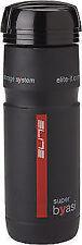 Elite Superbyasi Transportflasche schwarz 850ml