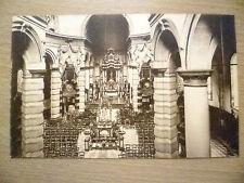 Postcard- 19. MECHELEN-MALINES,INTERIEUR DE I'EGLISE DE N.-D. D'HANSWIJCK