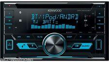 KENWOOD DPX-5000BT 2-DIN MP3-Tuner mit Bluetooth