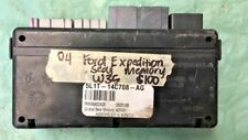 2004 Ford Expedition seat control module 5L1T-14C708-AG