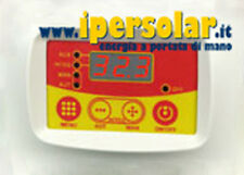TERMOREGOLATORE SOLAR 01 + 1 sonda per PANNELLO SOLARE