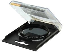 CAMLINK ND4 FILTER 52MM, REDUCES LIGHT TRANSMISSION TO 1/4, IDEAL FOR SNOW ETC