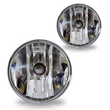 Fit for 2011 Chevrolet Camaro fog light 5202 Halogen bulbs (pair) clear lens