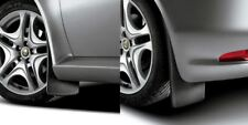 Alfa Romeo GT Set of 4 Front & Rear Mud Flaps New & Genuine 50903045 50903046