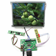 VGA LCD Controller board with 10.4inch AA104VH01 640x480 LED backlight LCD Panel