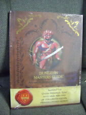 Advanced D&D AD&D PREMIUM Dungeon Masters Guide HARDCOVER LIMITED SEALED 2012