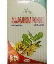 100% Genuine Herb Ashwaganda Roots Powder Ashwagandha Indian Ginseng Herbal