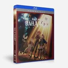 Rage of Bahamut: Genesis - Essentials (Blu-ray Disc, 2019, 2-Disc Set)