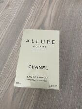 Chanel Allure Homme Edition Blanche Eau de Parfum for Men 100ml NEU Original