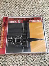 COWBOY BEBOP FREELANCE OST Original anime / game cd Soundtrack Miya