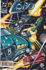 DC COMICS LOBO 10 NOVEMBER 1994 NM-MT+
