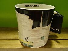 STARBUCKS  Black & White Relief - (MELBOURNE)