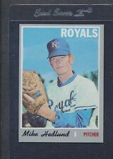 1970 Topps #187 Mike Hedlund Royals EX/MT *6573