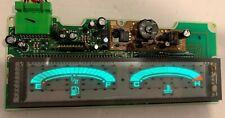 1992-1996 Honda Prelude Digital Dash Fuel Temperature Gauge Display Oem Tested