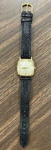 Men's Bulova Tank Style Wristwatch 17 Jewel 11AL Movement