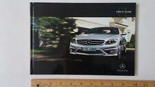 """2008 Mercedes Benz - """"Cl-Class"""" - Original Dealer Sales Catalog Brochure"""
