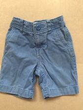 Gap Shorts Size 12-18 Month Baby Boy Blue