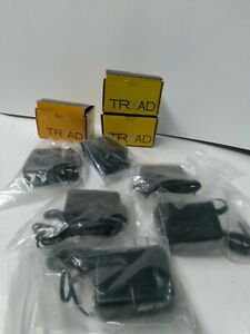 Triad Magnetics Adapter Lot New Old Stock