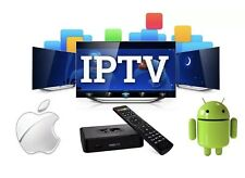 Subscription IPTV 48 Hours VOD 8900 & Channels 8300 / Arab,Europe, Android, MAG