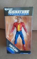 DC UNIVERSE SIGNATURE COLLECTIONS THE FLASH (JAY GARRICK)