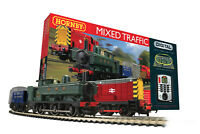 Hornby R1236 Mixed Traffic Freight Digital DCC Train Set OO Gauge with Select