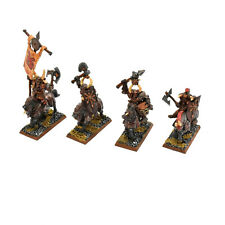 WARRIORS OF CHAOS 4 classic chaos knights #7 METAL PAINTED Fantasy Khorne