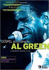 Al Green - The Gospel According To Al Green (DVD, ) Singer, Pentecostal Preacher
