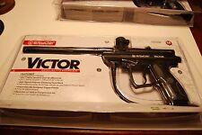 Spyder Victor Semi-Auto .68 Caliber Paintball Marker - Black
