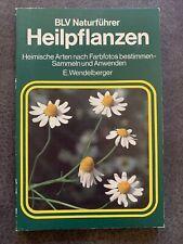 Heilpflanzen von Elfrune Wendelberger (1980, Taschenbuch)