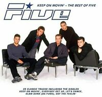 Five - Keep On Movin'  The Collection [CD]