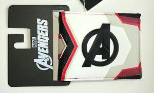 Marvel Comics Avengers Quantam Suit Endgame Bifold Wallet NEW NOS Tags