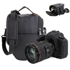 Triangle Digital DSLR Camera Lens Shoulder Case Bag For Nikon Canon Sony
