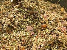 Motherwort Lotus Red Clover Skullcap Damiana -No.45 Herb Mix - Spice Discounters