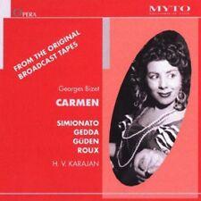 Bizet / Simionato / Gedda / Guden / Roux / Karajan - Carmen [New CD]