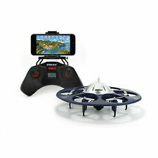UDI U845 Voyager WiFi FPV UFO Hexacopter RC Drone With Real-time Aerial 720p HD