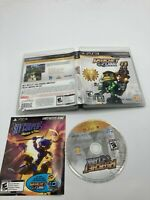 Sony PlayStation 3 PS3 CIB Complete Tested Ratchet & Clank Collection
